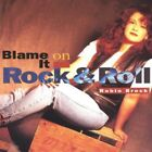 Robin Brock - Blame It On Rock & Roll (CD Used Like New)