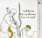 Live In Concert - Mark & Denman Maroney Dresser (CD Used Very Good)