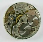 1894 Waltham Royal 12s 17 Jewels Watch Movement For Parts LOT#3