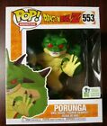 Funko Pop! Dragon Ball Z DBZ Porunga #553 ECCC Exclusive OFFICIAL STICKER