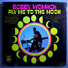 BOBBY WOMACK FLY ME TO MOON 1st ALBUM ULTRA RARE SEALED ORIG 68 MINIT STEREO LP