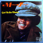 MICHAEL JACKSON GOT TO BE THERE 1st ALBUM ULTRA RARE SEALED ORIG 71 MOTOWN LP