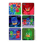 25 PJ Masks STICKERS Party Favors Supplies for Birthday Treat Loot Bags