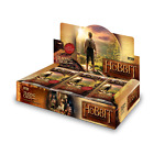The Hobbit An unexpected Journey Sealed Hobby Trading Card Box LOTR