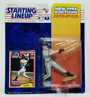 TIM SALMON - Starting Lineup SLU MLB 1994 Action Figure & Card California Angels