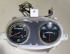 Scooter Hyosung Sf 50 Racing Original Speedometer Cockpit with Wiring Harness