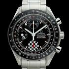 Free Shipping Pre-owned OMEGA Speedmaster Racing Michael Schumacher Limited