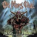 Old Man's Child - Ill-Natured Spiritual Invasion PROMO CD + CARD SLEEVE (1998)