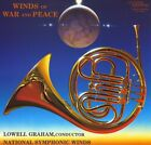 Winds Of War And Peace Wilson Audiophile Lowell Graham Symphonic WCD-8823 MINT