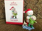 Hallmark Keepsake Ornament 2015 Chillin' Together 8th in Making Memories Series