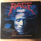 Rage - Ghosts (1999) CD Digipak German Power Metal Helloween