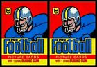 Top 20 Budget 1970s Football Hall of Fame Rookie Cards 27