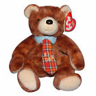 Ty Beanie Baby Pappa 2004 - MWMT (Bear 2004) Father's Day Beanies -Retired -RARE