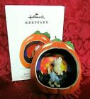 HALLMARK 2018 HALLOWEEN SERIES ORNAMENT #6~HAPPY HALLOWEEN