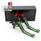 US Brake Clutch Levers For Kawasaki NINJA 650R ER6F Z900 Z650 2017-2019 VERSYS