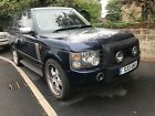 LARGER PHOTOS: 2003 range rover vogue spares or repairs