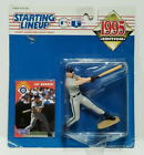 JAY BUHNER - Starting Lineup MLB SLU 1995 Action Figure & Card SEATTLE MARINERS