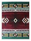 New South West Large Area Rug Mat Runner Southwestern Native American Round Oval