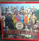 Beatles Sgt. Pepper's Lonely Heart Club Band BOX ONLY Japan 3D Cover + Diorama