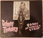 Johnny Thunders [New York Dolls PANIC ON SUNSET STRIP] 2000 VG+ CD RARE OOP