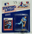BRET SABERHAGEN - Starting Lineup MLB SLU 1988 Rookie Figure & Card Kansas City