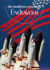 NASA Space Shuttle Endeavor STS 49 Set of Documents Folder Photos Decal