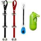 Zacro Set of 2 Dog Doorbells for Training and Housebreaking Your Doggy