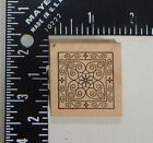 Outlines Rubber Stamp Co Flowers Hearts Swirls Stars Shapes Rubber Stamp