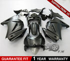 Matte Black Fairing Kit ABS bodywork fit for KAWASAKI NINJA 250R 2008-2012 2009