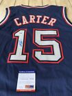 Vince Carter Cards and Autographed Memorabilia Guide 48