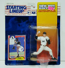 ALEX FERNANDEZ - Starting Lineup SLU 1994 Action Figure & Card Chicago White Sox