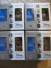DISNEY TREASURES COLLECTIBLE CARDS W MICKEY MINI BOBERS SET OF 4 NEW IN BOX