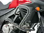 Puig Engine Guards for 2012-18 Suzuki DL650 V-Strom - Black - 5884N