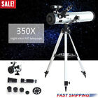 EASY ASSEMBLY ASTRONOMICAL TELESCOPE ENLARGE STAR SPACE OUTDOOR TRAVEL GIFT