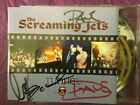 THE SCREAMING JETS Signed CD Autographed Tunnel CD Single