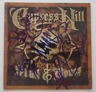 Cypress Hill Complete Band Signed Skull & Bones CD Booklet B-Real Muggs +2 RAD