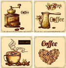8 COOKING COFFEE CAFFE LATTE KITCHEN HANG GIFT TAGS FOR SCRAPBOOK PAGES 23