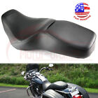 Fits For 1997 2007 Harley Road King FLHR FLHP Two UP Driver  Passenger Seat US