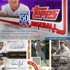 2019 Topps Series 2 Jumbo Factory Sealed Box With Two Silver Packs