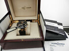 ULYSSE NARDIN EXECUTIVE DUAL TIME 246-00 18K ROSE GOLD AUTOMATIC MENS WATCH $22K