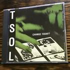 T.S.O.L. / Change Today - TSOL; T.S.O.L.  - Audio CD