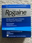 ROGAINE EXTRA STRENGTH TOPICAL SOLUTION Men 3 MONTHS Supply Exp 12/2020