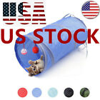 Pet Cat Tunnel Toys Rabbit Up Tube Collapsible Kitten Play Toy F 1