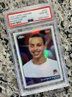 2009 Topps Chrome Refractor Stephen Curry ROOKIE RC 500 #101 PSA 10 GEM (PMJS)