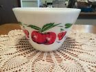 Cherries 9.5 4 Qt Vintage Largest To Set