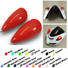 Rear View Mirrors Pair LED Turn Signal for Honda CBR 600RR 900RR 1000RR F4 F4i