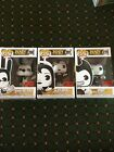 Bendy And The Ink Machine Funko Pop Lot