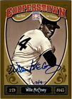 2014 Panini Hall Fame '13 Panini Cooperstown Buybacks #11 Willie McCovey Auto 9