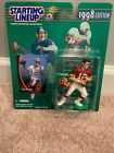 WASHINGTON REDSKINS GUS FREROTTE #12 NFL FOOTBALL STARTING LINEUP 1998 EDITION