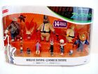 World of Zootopia 14 Figures SET Nick Judy Clawhauser Lionheart Bellwether